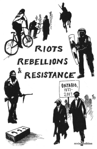 riots cover